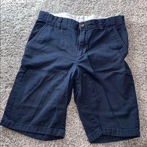 Children's place navy blue shorts